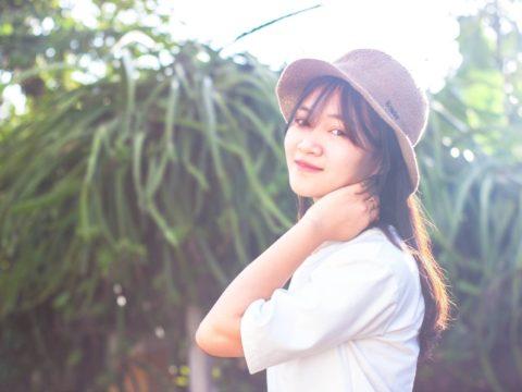 Japanese girl, volunteer, portrait, pexels