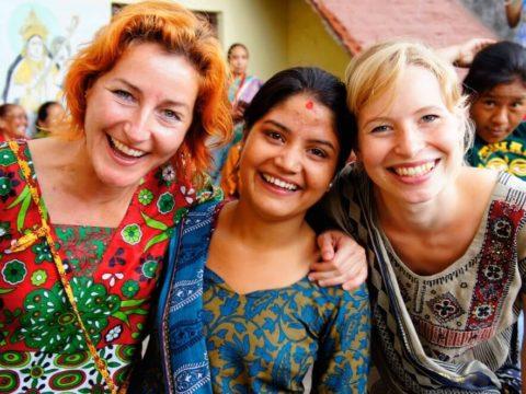Volunteering opportunities in India