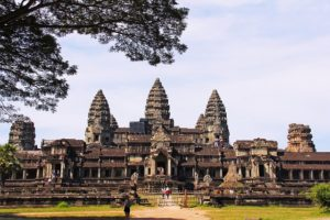 angkor wat, temple, archaeology