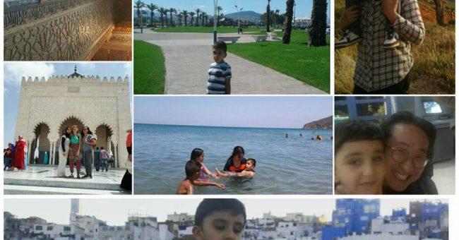 Morocco, volunteering exchange, autism
