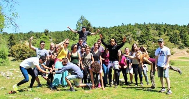 intentional community in Greece