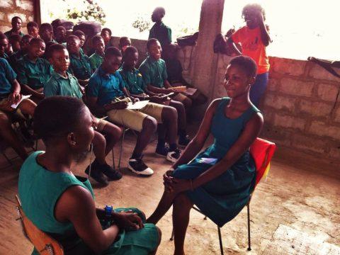 volunteering in Accra, Ghana