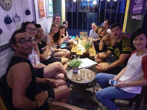 Teaching English in Hanoi, Vietnam