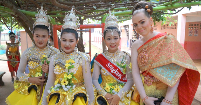 best volunteering opportunity in Thailand
