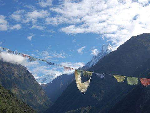 Wwoof in Nepal