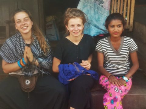 volunteering in Pokhara