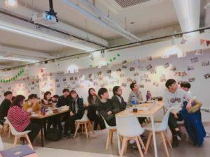 cafè, social, club, cultural association, cultural exchange, meeting, volunteering, hospitality exchange