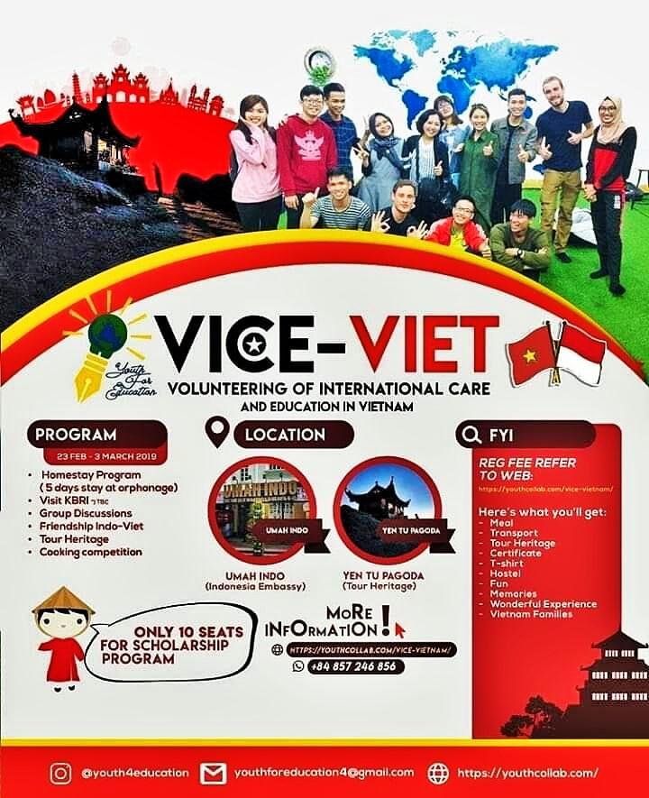 Vietnam volunteer