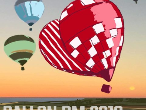Danish and Nordic Championship in Hot Air ballooning, Denmark