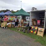 volunteer in Australia, art