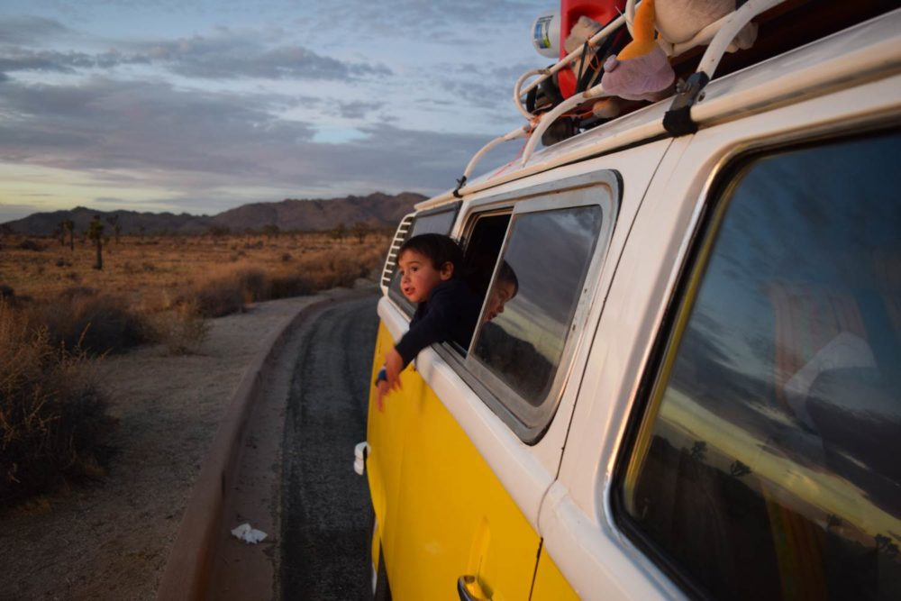 famiglie nomadi