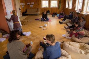Ecovillage in Estonia, volunteer in an eco-village, ecovillage, volunteering in Estonia