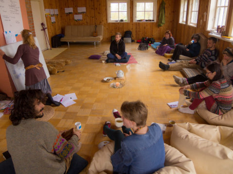 Ecovillage in Estonia, volunteer in an eco-village, ecovillage, volunteering in Estonia