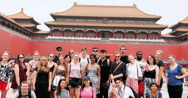 teaching English in China, Educare program, English in China, volunteer experience in China