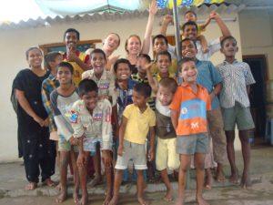 free volunteer opportunity in India