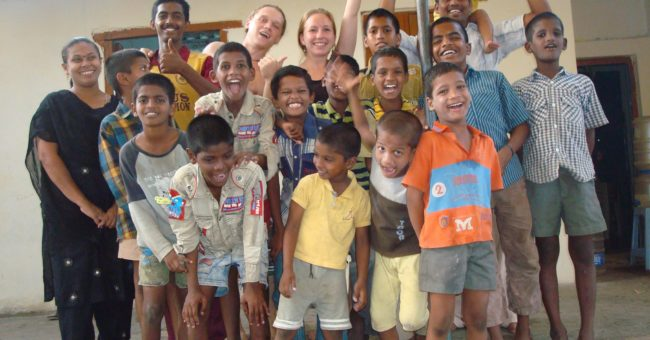 free volunteer opportunity in India