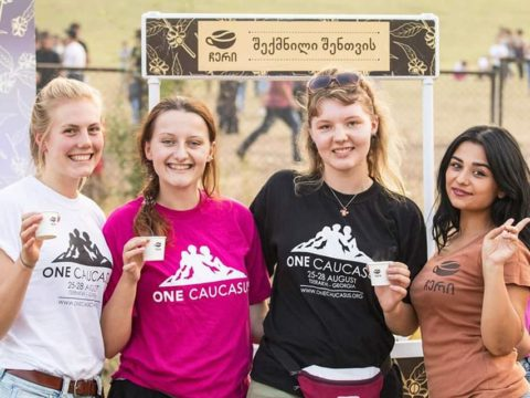 festival, events, Caucasus, volunteer program, summer program