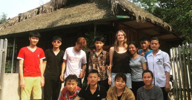english teachers, volunteer program, teaching english, vietnam, north of vietnam