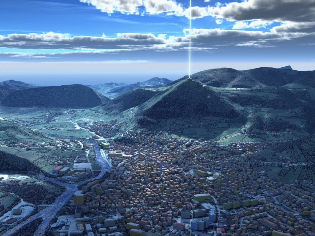 Image result for bosnian pyramids