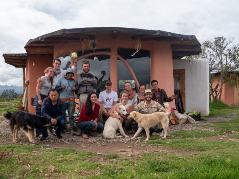 Ecuador, Organic farm, Permaculture, Wwoof Ecuador, Workaway, volunteer team, volunteer community, Wwoofing, wwoofers, voluntouring