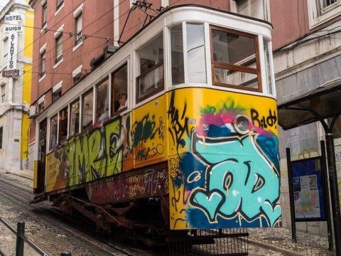 Portugal, pexels, tram, Lisboa, web developer