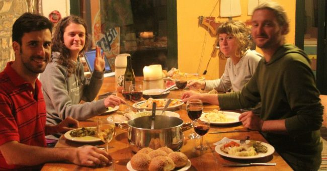 hostel exchange in Greece, workaway, hospitality exchange, volunteering