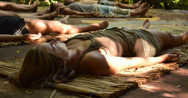 Yoga, meditation, volunteering, work exchange, Nicaragua, Central America