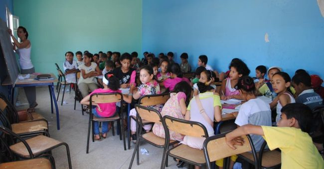 teaching English abroad, teach your language, Morocco, language exchange, volunteering, volunteer exchange, voluntouring, voluntourism, experience, gap year, volunteer teachers