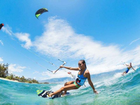 kitesurfing, Tarifa, project abroad, hospitality exchange, language exchange
