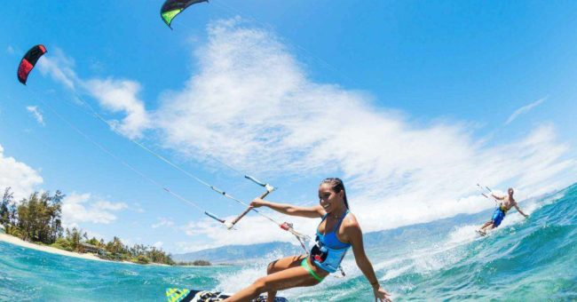 kitesurfing, Tarifa, project abroad, hospitality exchange, language exchange