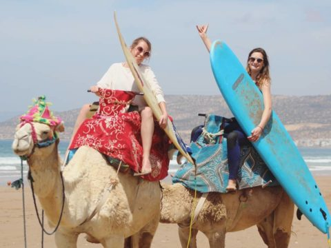 Aloha surf camp, Morocco, internship, social media expert, Digital marketing, Audio visual, volunteering, volunteers, projects abroad, voluntouring, voluntourism