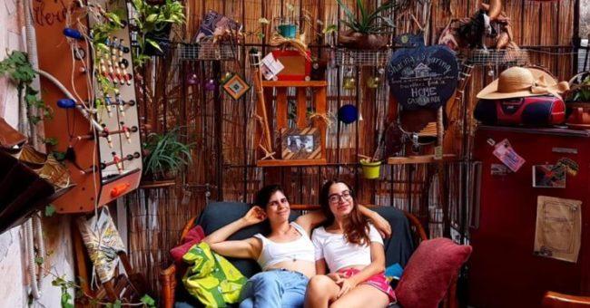 coliving, cohousing, intentional community, volunteer community, nomad base, traveller home, voluntouring, voluntourism, Sicily, Catania, Casa Verdi