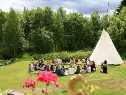 gatherings, camp, festivals, Europe, Sweden, ecovillage, intentional community