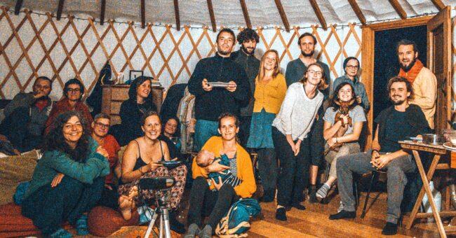ecovillage, Portugal, volunteering, voluntouring, voluntourism, workaway, community, tribe, yurta