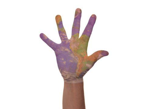 Raising hand, volunteer, volunteering, voluntouring, voluntourism, volunteer projects