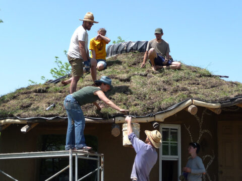 ecovillage, cob, intentional community, permaculture, off grid, greenroof, eco building, voluntouring, voluntourism