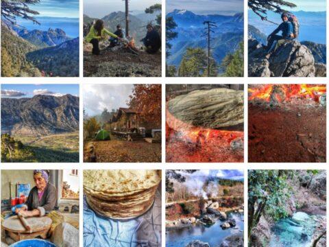 volunteer exchange, Turkey, food and accommodation, national park, canyon, antalya, hostel exchange