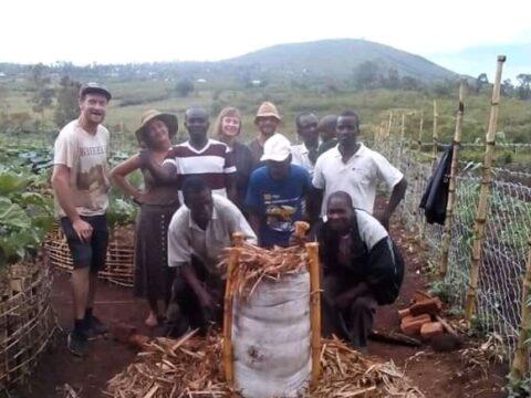 organic farm, volunteering, wwoof, kenya, permaculture community, voluntouring, voluntourism, exchange, food and accommodation, free hospitality, garden, self-sufficiency