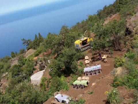 voluntouring, voluntourism, volunteer opportunities, vegan, canary islands, La Palma, spain, abroad, nomads, alternative lifestyle, community farm