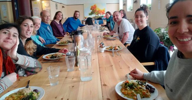 eco-village, ecovillage, Denmark, intentional community, volunteering opportunities, voluntouring, voluntourism, food and accommodation, life changing experience, alternative lifestyles, cohousing, living together, shared meals
